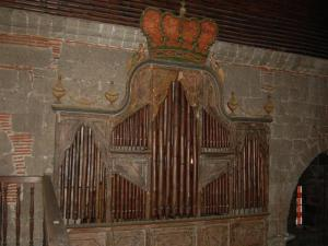 semestafakta-bamboo organ at St. Joseph Church -1