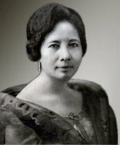 semestafakta-Doña Aurora Aragon-Quezon (1888-1949)