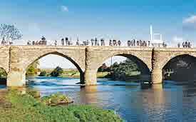 semestafakta- Laigh Milton bridge