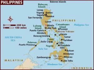 semestafakta-philipina map