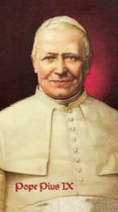 semestafakta-Pius IX