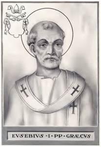 semestafakta-Pope Eusebius