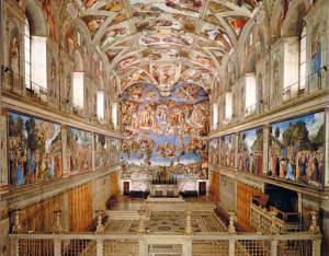 semestafakta-Sistine Chapel