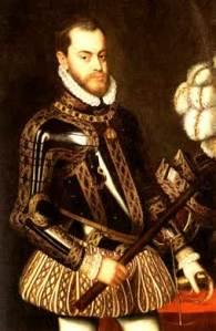 semestafakta-Spanish King Philip II