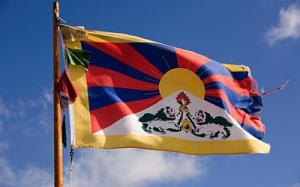 semestafakta-tibet flag