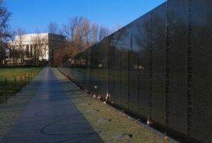 semestafakta-Vietnam Veteran's Memorial