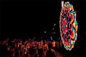 semestafakta-world's largest Christmas lantern