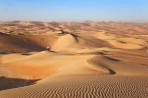 semestafakta-Rub Al-Khali desert