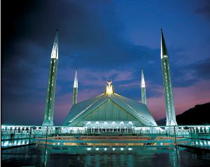 semestafakta-shah faisal mosque