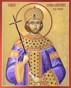 semestafakta-Emperor Constantine