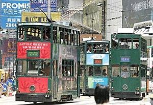 semestafakta-Hong Kong Tramways