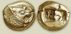 semestafakta-lydian coin