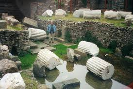 semestafakta-Mausoleum of Halicarnassus