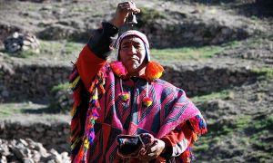 semestafakta-peruvian shaman