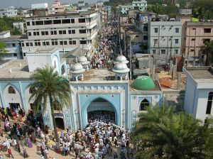 semestafakta.Shrine of Hazrat Shah Jalal