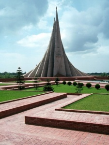 semestafakta.The National Martyrs' Monument at Savar