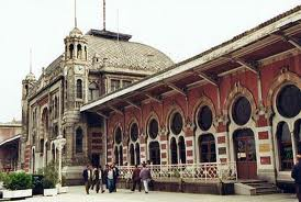 semestafakta-The Sirkeci railway station