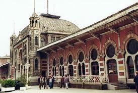 semestafakta-The Sirkeci railway station