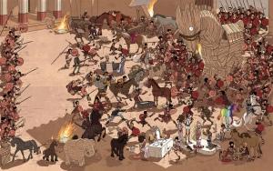 semestafakta-trojan war