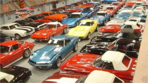 semestafakta-Bolkiah car collection