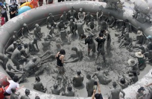 semestafakta-Boryeona mud festival in South Korea