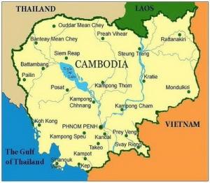 semestafakta-cambodia map