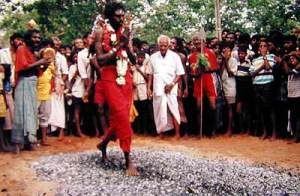 semestafakta-festival in Katharagama