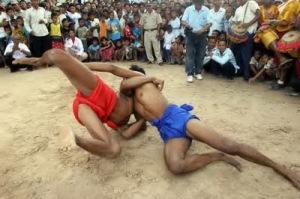 semestafakta-Khmer traditional wrestling