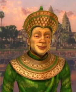 semestafakta-King Suryavarman II