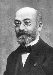 semestafakta-Ludwig Zamenhof,