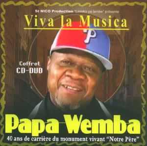 semestafakta-Papa Wemba