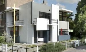 semestafakta-Rietveld Schröder House