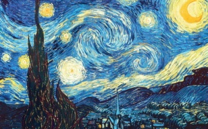 semestafakta-starry night