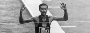 semestafakta-Abebe Bikila