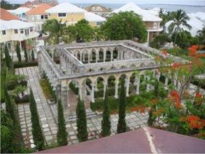 semestafakta-Bahamas cloister