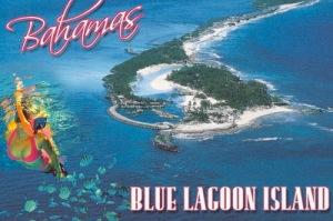 Bahamas - Blue Lagoon Island
