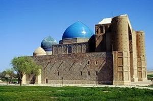 semestafakta-Hodja Ahmed Yasavi Mausoleum