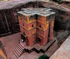 semestafakta-Lalibela rock churches,