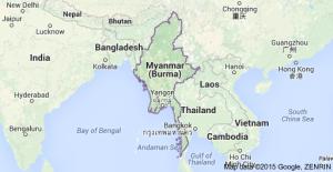 semestafakta-myanmar map