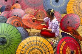 semestafakta-Pathein Umbrella