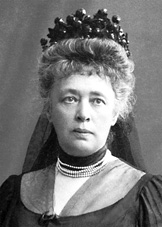 semestafakta-Baroness Bertha  von Sutter