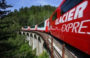semestafakta-Glacier Express