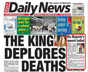 semestafakta-Gulf Daily News