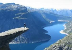 semestafakta-Hardanger fjord