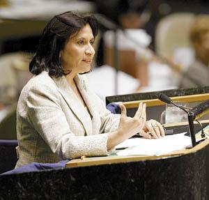 Sheikha Haya Rashed Al Khalifa