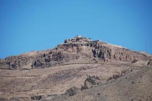 semestafakta-Jabal an Nabi Shu'ayb
