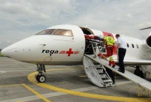 semestafakta-private air ambulance REGA