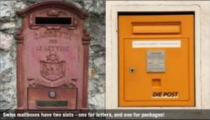 semestafakta-swiss mailbox