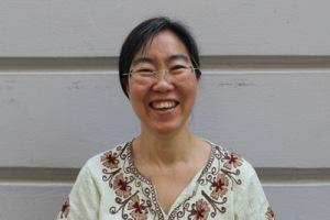 Takako Ishimitsu from Japan, one of the