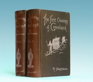 semestafakta-The First Crossing of Greenland